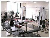 체력단련실